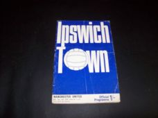 Ipswich Town v Manchester United, 1969/70 [FA]